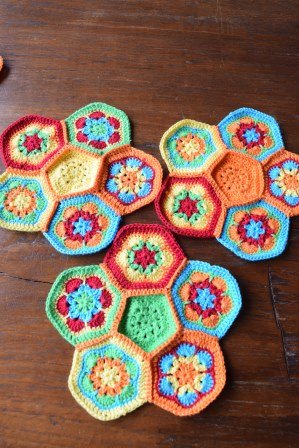 Gratis Patroon African Flower Bal Hobbygigant Blog