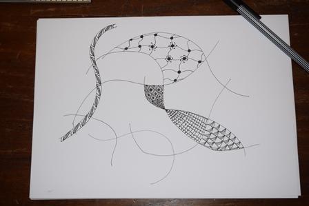 Zentangle Of Zendoodle Tekenen Doe Je Zo Hobbygigant Blog