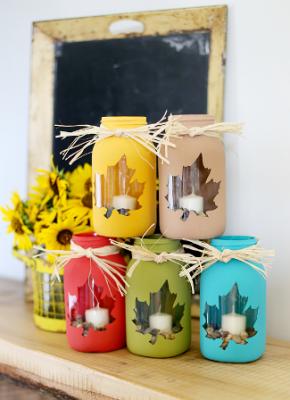 10 leuke herfst idee n hobbygigant blog - Ideeen van de decoratie ...