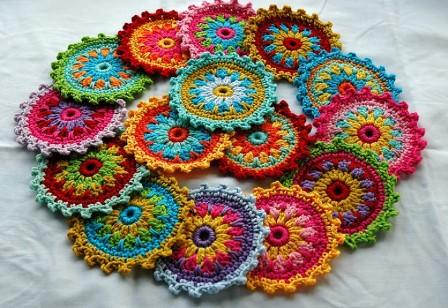 Prachtig Deze Kleurige Onderzetters1367016839 Van Edith1