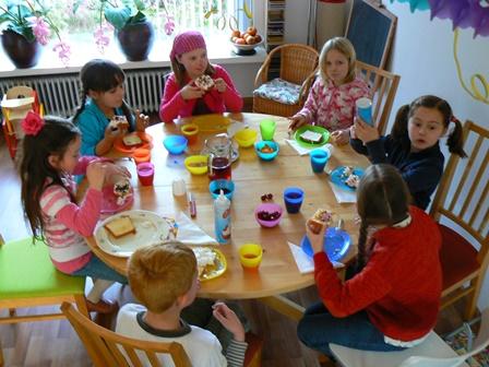 Genoeg Kinderfeestje thuis - Hobbygigant blog YT16