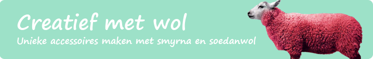 Creatief met wol