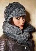 muts en sjaal van Nordico Lana Grossa