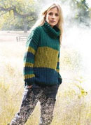 Winter trui van Yak Merino van Lana Grossa