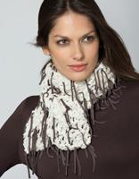 brei een sjaal van Manhattan