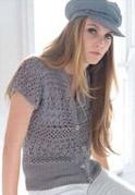 zomers trui van Flora