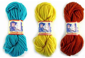 Deze 100% wollen soedan wol is ook heerlijk om mee te breien of te haken. Je maakt de mooiste woonaccessoires met deze wol.
