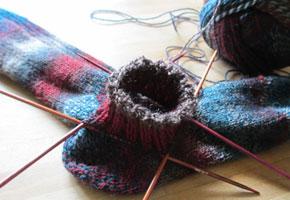 Sokkenwol in alle kwaliteiten en kleuren
