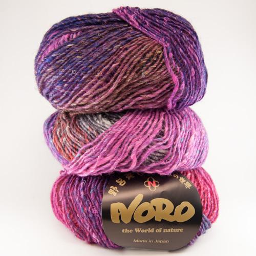 Bekijk alle kleuren Silk Noro breiwol