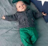 stoer babyvestje van Phil Randonnees