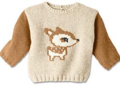 baby trui van Phil Soft+