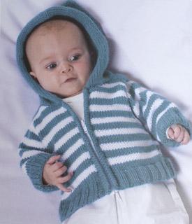 baby vestje van Rico Design
