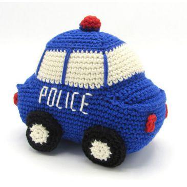 politieauto haakpakket
