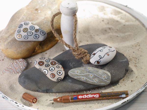 stenen versieren