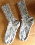 sokken van Oslo breigaren