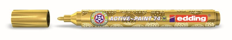 Active-Paint marker