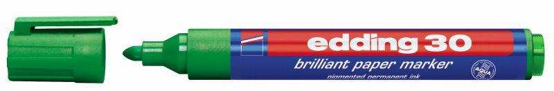 Edding 30 brilliant paper markers