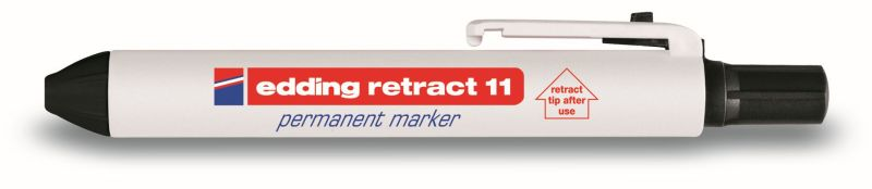 Edding retract 11 marker