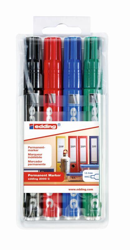 Edding markers voor professionals