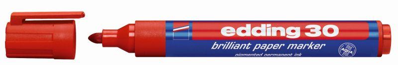 Edding brilliant paper markers