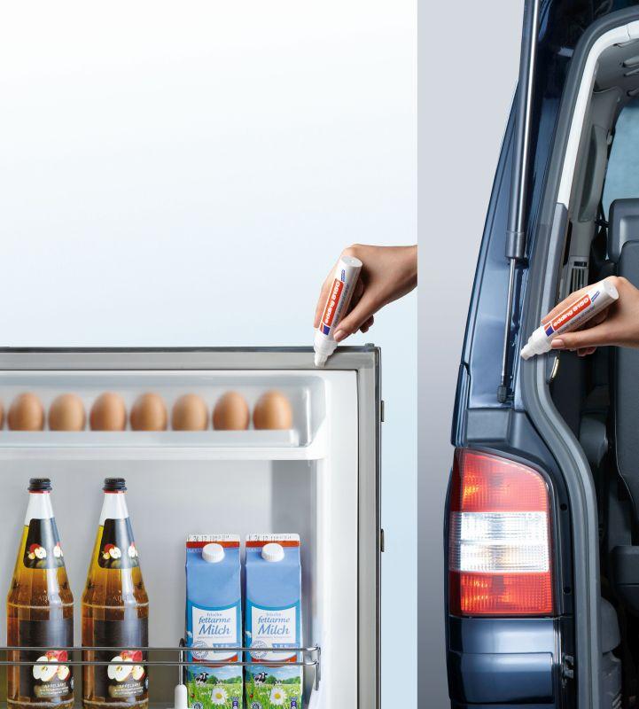 Markers voor koelkast- of autovoegen