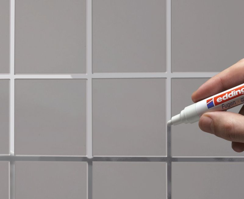 Voegen Repareren Badkamer : Voegen wit maken gamma
