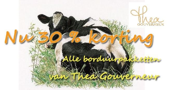 Thea Gouverneur | HobbyGigant.nl
