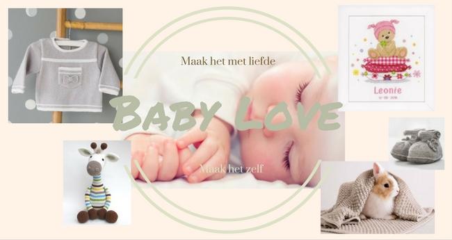 baby | haken, breien, borduren voor de baby | hobbygigant.nl