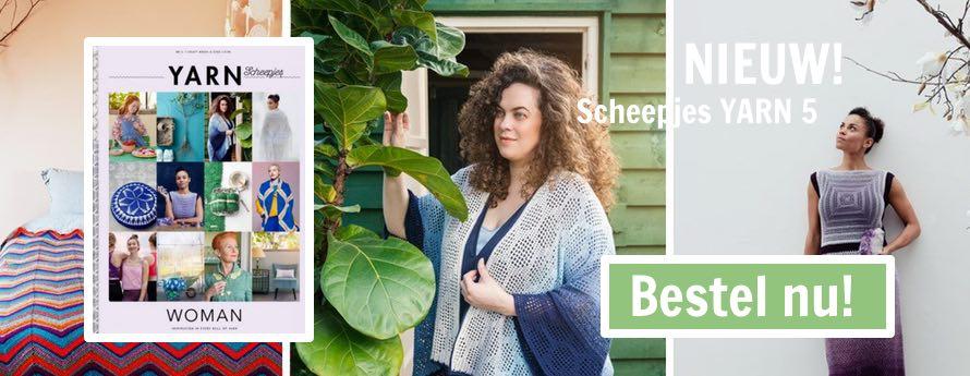 yarn 5 bookazine | Hobby Gigant