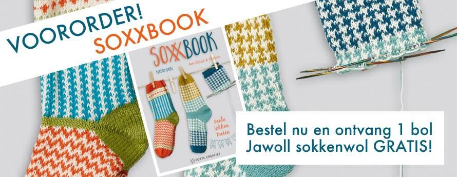 soxx book sokken breien | Hobby Gigant
