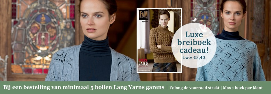lang yarns gratis brei magazine | Hobby Gigant