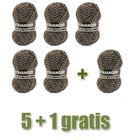 Stavanger  55 - Beijer sokkenwol - 5 bollen + 1 GRATIS | hobbygigant.nl
