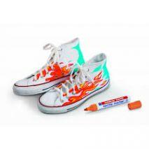 Teken op sneakers