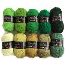 Colour Crafter - groen pallet