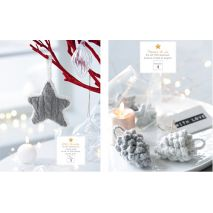 Phildar Noël 604 20 kerstboom hangers haken