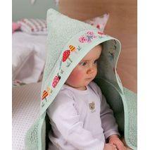 baby badcape borduren | Hobby Gigant