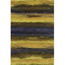 Dipinto geel-bruin 01