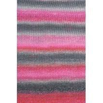 Viva roze-grijs 085 LANG