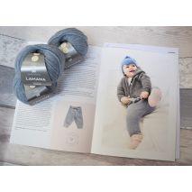 Baby jogger breien met Como Lamana - breipakket | hobbygigant.nl