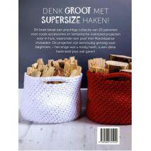 Supersize haken - Sarah Shrimpton | hobbygigant.nl