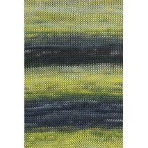 Dipinto geel-groen 014