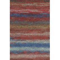 Dipinto rood-blauw 062