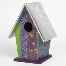 outen Vogelhuis met zinken dak | Hobby Gigant