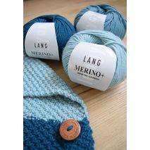 Baby slaapzak breien met Merino+ - Lang Yarns pakket   hobbygigant.nl