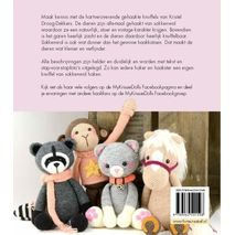 Mijn knuffels van sokkenwol - Kristel Droog Dekkers | hobbygigant.nl