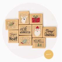 Jolly Christmas nr 164 borduurpatronen - Rico Design | hobbygigant.nl