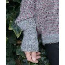 Love Tweed, poncho-trui tunisch haken - Premium haakpakket | hobbygigant.nl