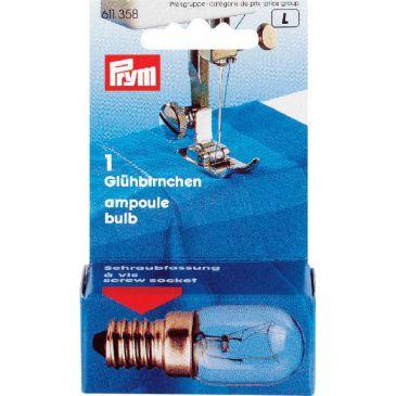 Naaimachine lamp van Prym