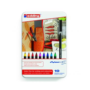 edding color pennen