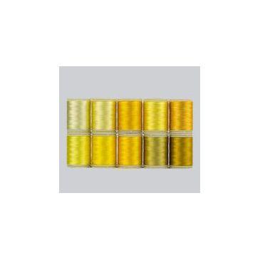 Harmony Yellow packs van Wonderfil
